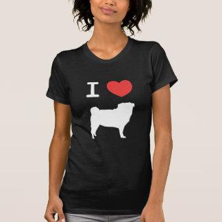 I love Pugs Tshirt