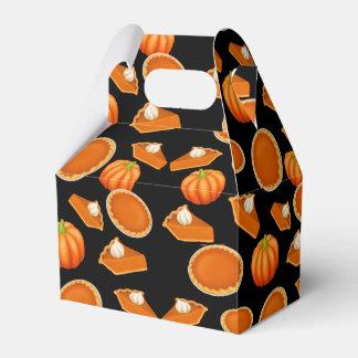 I Love Pumpkin Pie Party Favour Boxes