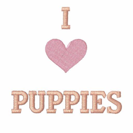 I LOVE PUPPIES - GREAT GIFT IDEA!