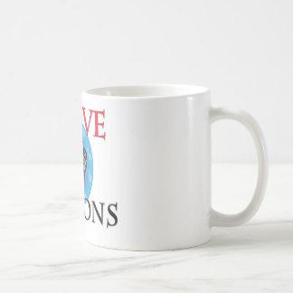 I Love Pythons Mug