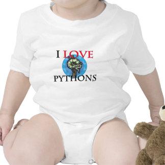 I Love Pythons Creeper