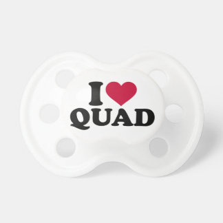 I love Quad Baby Pacifier