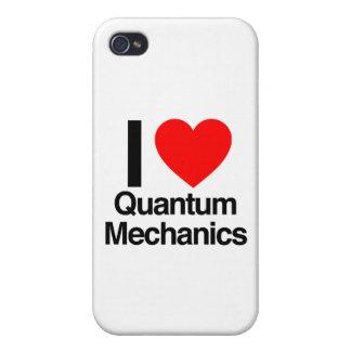 i love quantum mechanics iPhone 4/4S case