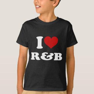 I Love R&B T-Shirt