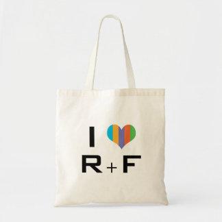 I love R+F
