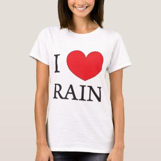 i love rain T-Shirt
