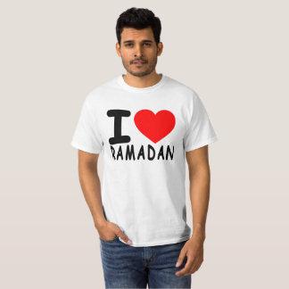 I Love Ramadan ..png T-Shirt