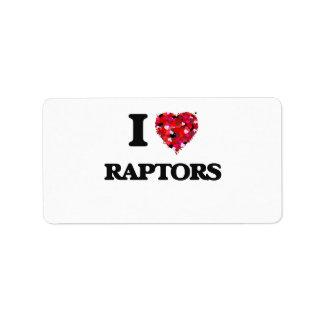 I love Raptors