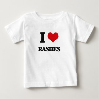 I Love Rashes Shirt