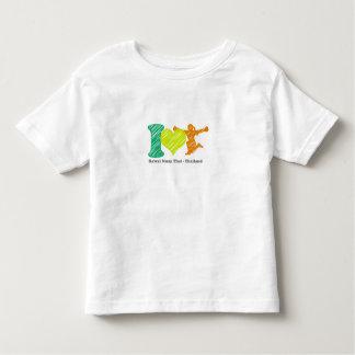 I love Rawai Toddler T-shirt