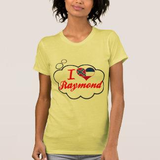 I Love Raymond, Mississippi T Shirts