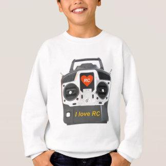 I love RC Flying Sweatshirt