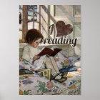 I Love Reading Poster