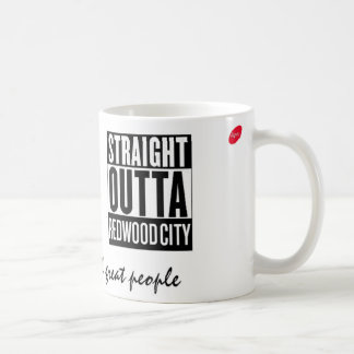 I Love Redwood City Fan Club 5582 Coffee Mug 29