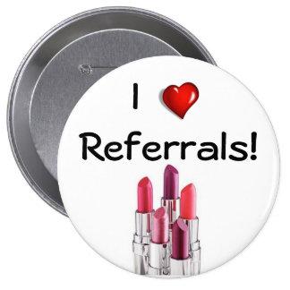 I Love Referrals Button
