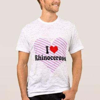 I Love Rhinoceroses T-Shirt