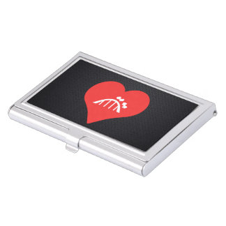 I Love Roller Coasters Cool Icon Business Card Holder