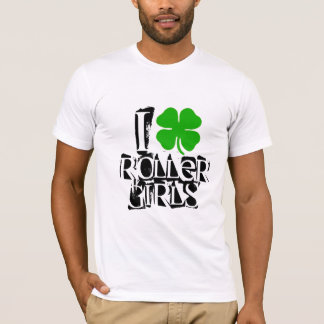I love Roller Girls T-Shirt