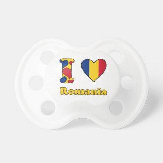 I love Romania Pacifier