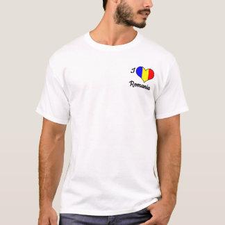 I Love Romania T-Shirt