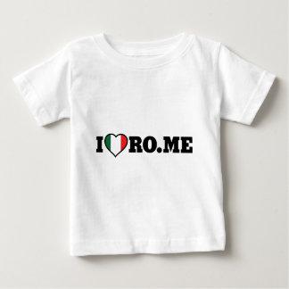 I Love Rome Baby T-Shirt