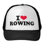 I love Rowing Trucker Hats