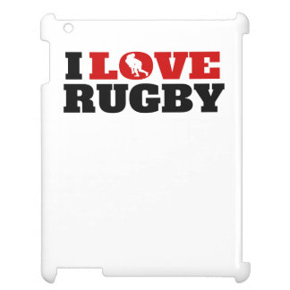 I Love Rugby Cover For The iPad