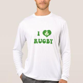 I Love Rugby Long Sleeve Shirt