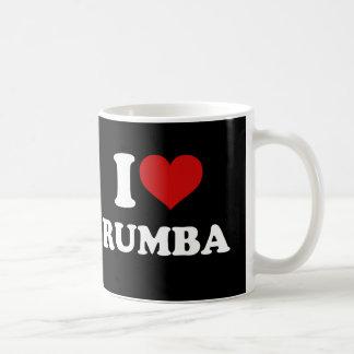 I Love Rumba Coffee Mug
