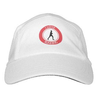 I LOVERUNNING HAT