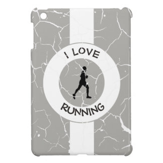 I LOVE RUNNING iPad MINI COVERS