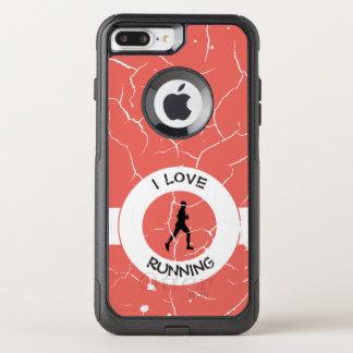 I LOVERUNNING OtterBox COMMUTER iPhone 8 PLUS/7 PLUS CASE