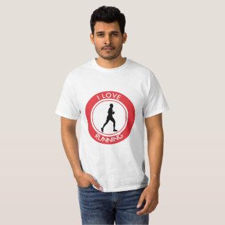 I LOVERUNNING T-Shirt