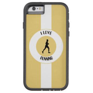 I LOVERUNNING TOUGH XTREME iPhone 6 CASE