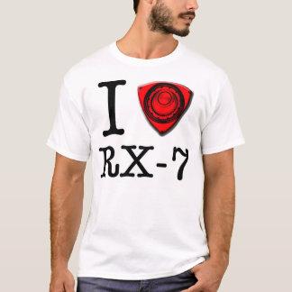 I love RX-7 T-Shirt