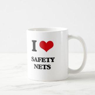 I Love Safety Nets Coffee Mug
