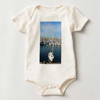 I love sailing baby bodysuit
