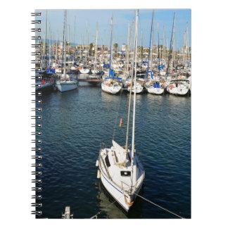 I love sailing notebook