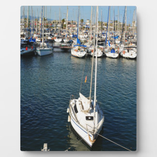 I love sailing plaque