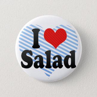 I Love Salad 2 Inch Round Button