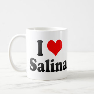 I Love Salina, United States Coffee Mug