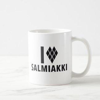 I Love Salmiakki Coffee Mug