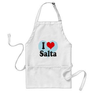 I Love Salta, Argentina Standard Apron