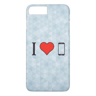 I Love Samsung Phones iPhone 7 Plus Case