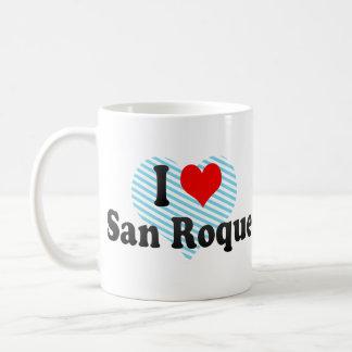 I Love San Roque, Spain Coffee Mug
