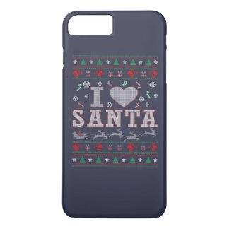 I love Santa iPhone 7 Plus Case