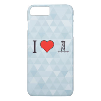 I Love Santa'S Entrance iPhone 7 Plus Case