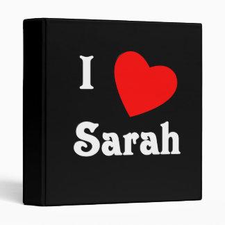 I Love Sarah Binder