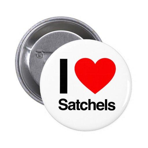 i love satchels button