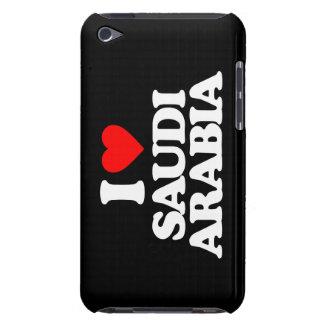 I LOVE SAUDI ARABIA iPod TOUCH Case-Mate CASE